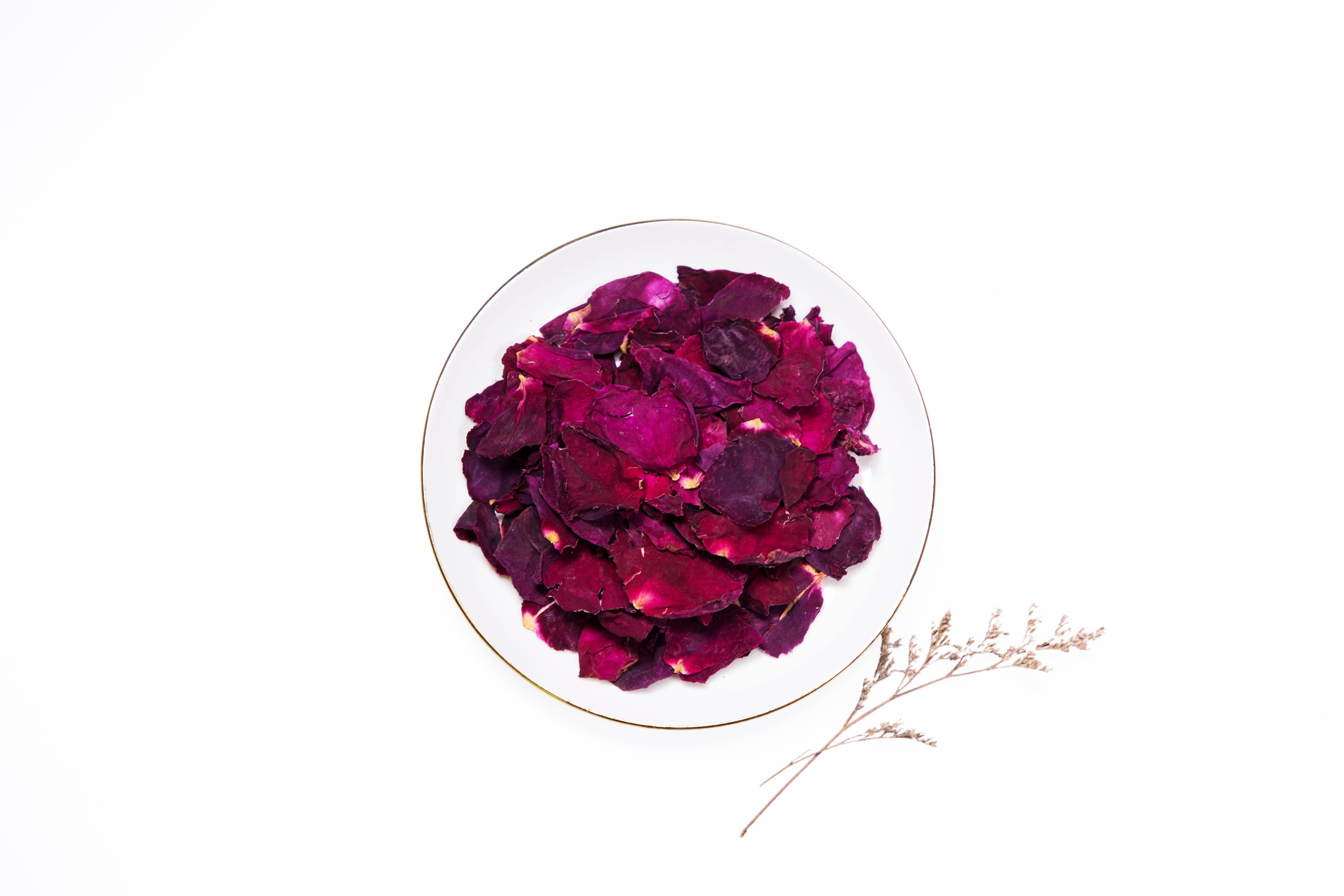 重瓣红玫瑰花瓣 FY-MB105