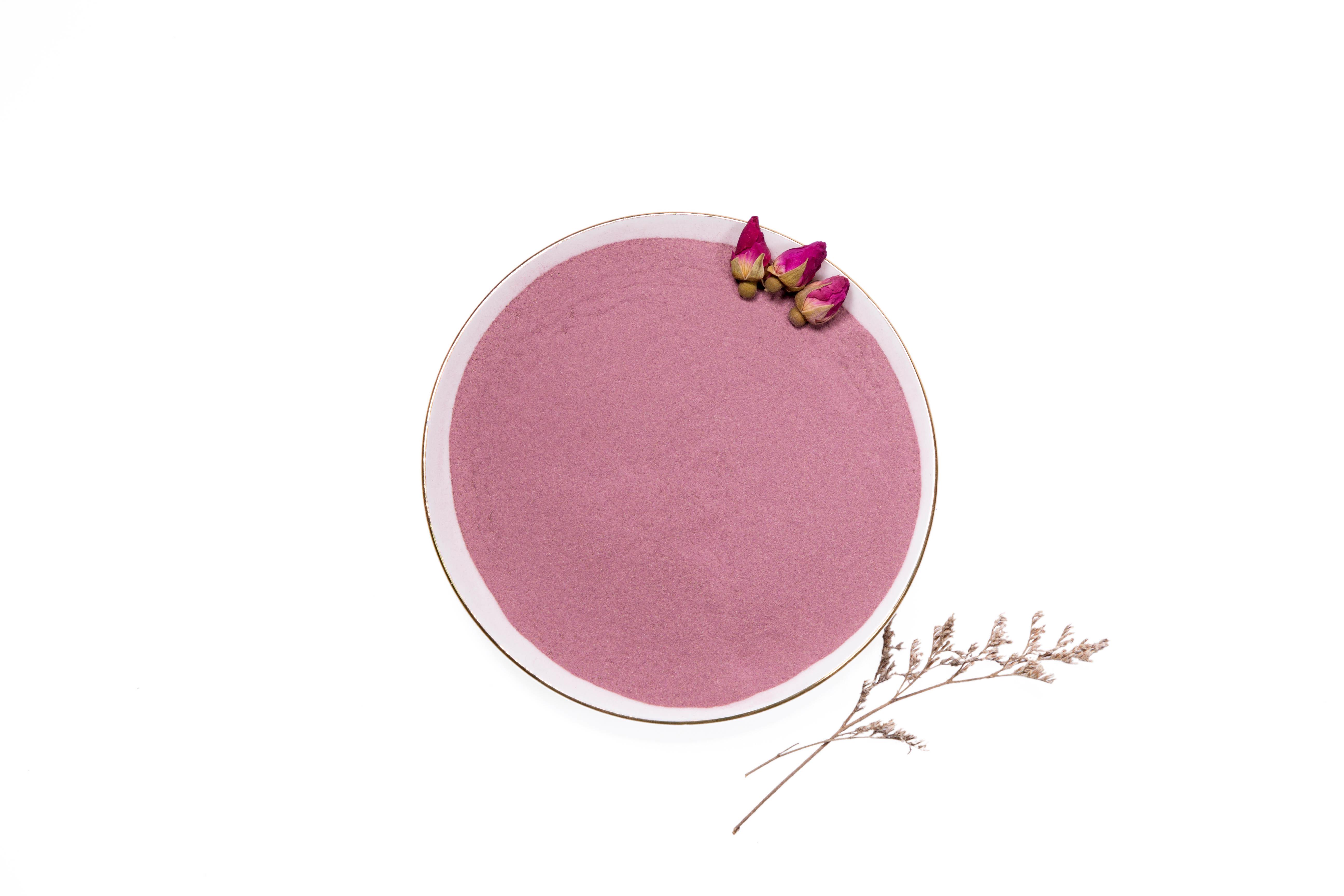 重瓣红玫瑰花蕾粉 FY-KF280